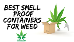 best smell proof containers for weed