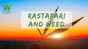 rastafari and weed