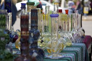 history of bongs