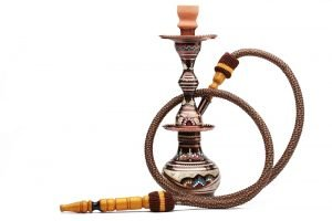 how does a hookah work