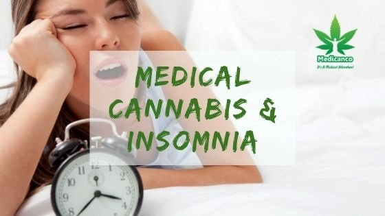 medical cannabis and insomnia