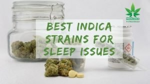best indica strain for sleep
