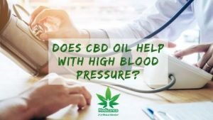does cbd oil help with high blood pressure