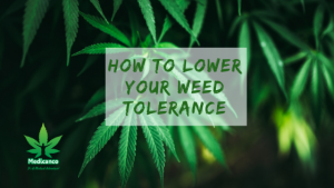how to lower your weed tolerance